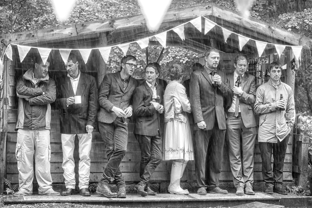 Sam And Luke Pearson A Falling Foss Wedding