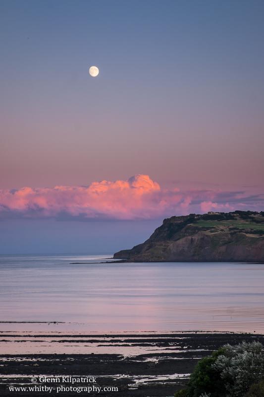 Robin Hoods Bay Moonrise (1 of 1)-4