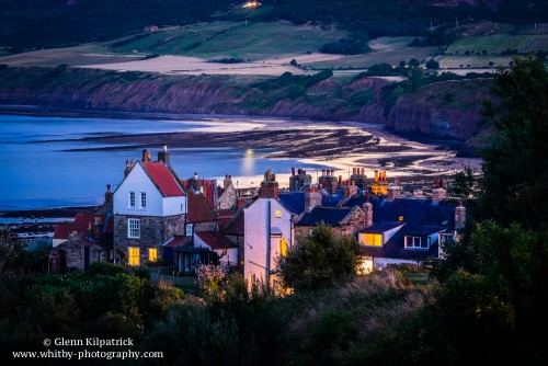 The Robin Hoods Bay 2017 Calendar By Glenn Kilpatrick