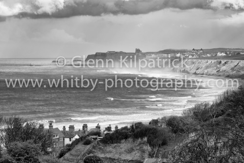 A Whitby View From Sandsend