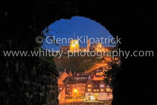 St Mary's Church At Whitby - Through The Keyhole