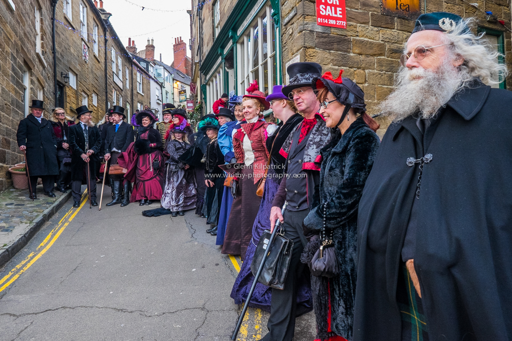 The Robin Hoods Bay Victorian Weekend Whitby Photography