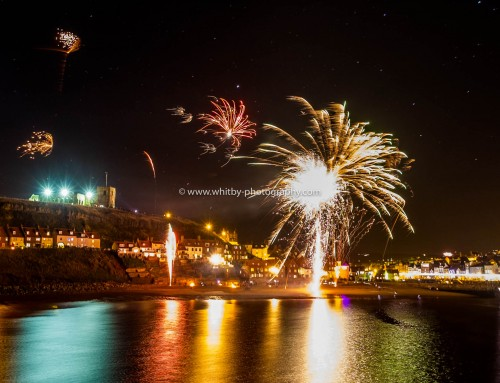 New Years Eve At Whitby