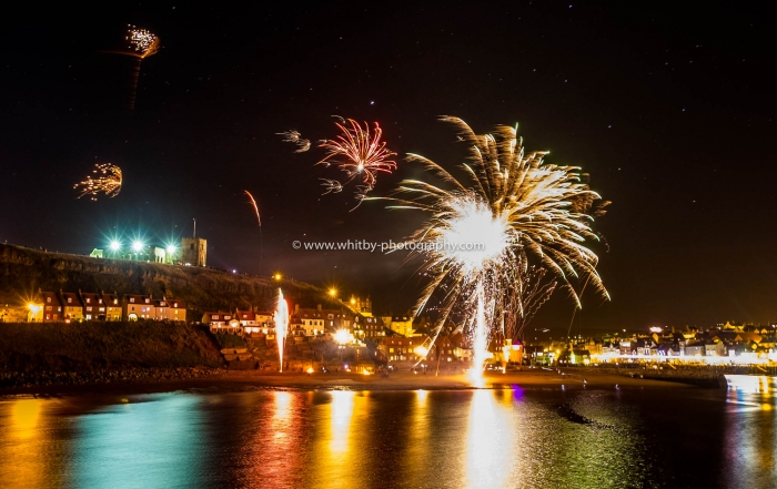 New Years Eve In Whitby