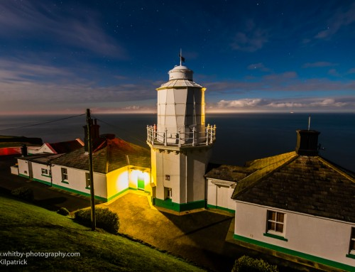 The Whitby Lighthouse – Hawsker Highlight – Whitby Highlight ?