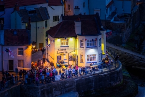 The Cod And Lobster At Staithes - Everybodies Favourite Pub.