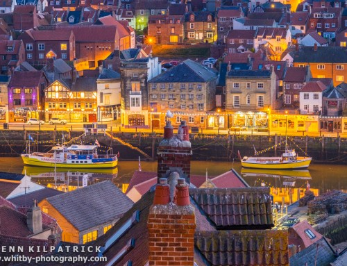Whitby Calendar 2017 Now In Stock