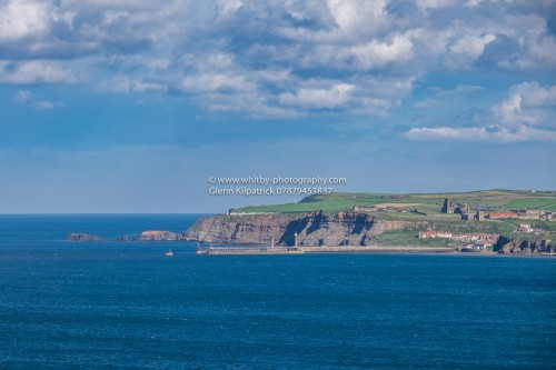 Sandsend Cliffs A View Of Whitby (1 of 1)