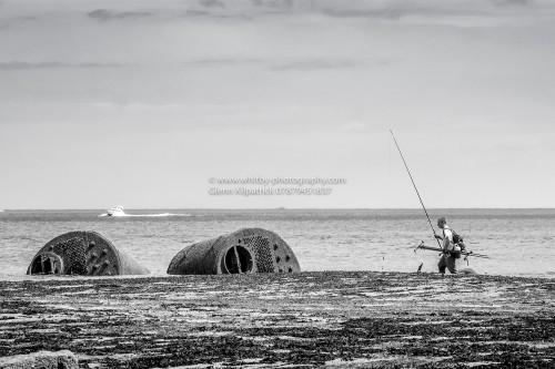 Sandsend Boiler Scar - Gone Fishing