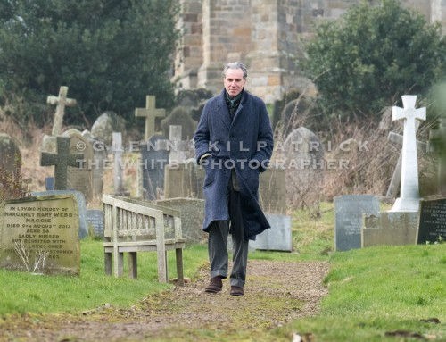 The Phantom Thread – Daniel Day Lewis Filming In Whitby (Yorkshire) January 2017