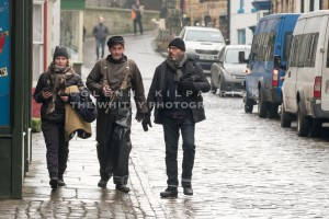 Day-Lewis Film In Staithes