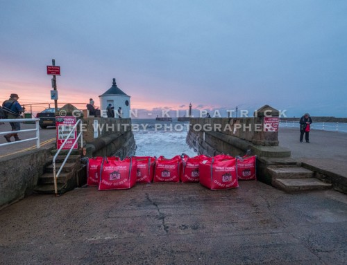 Whitby Storm Surge And Flooding – January 2017