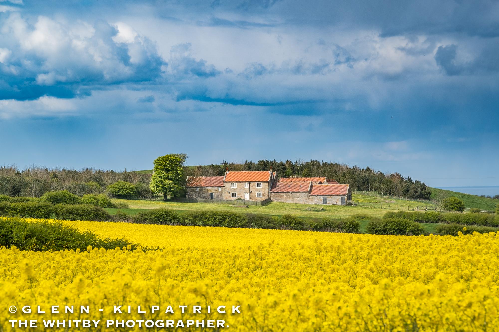 Lythe Village Near Whitby