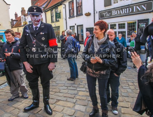 Whitby Goth Weekend – The Hall Of Shock