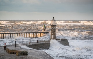Winter On The Yorkshire Coast