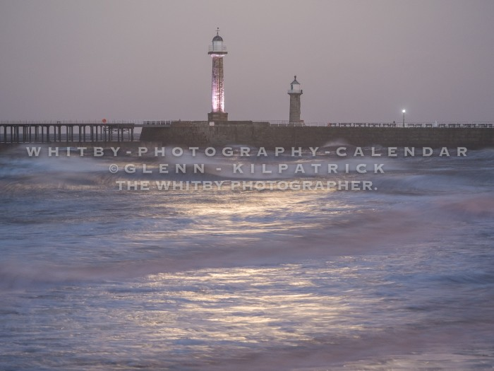 Whitby Photography Calendar 2018 - March