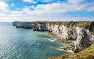 Beautiful Flamborough Head. Unspoilt By Man.