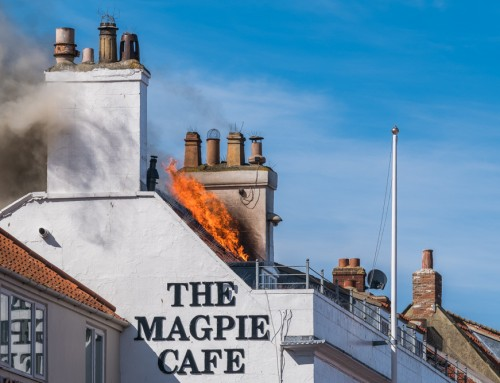 Tragedy – Second Fire Strikes Whitby Magpie