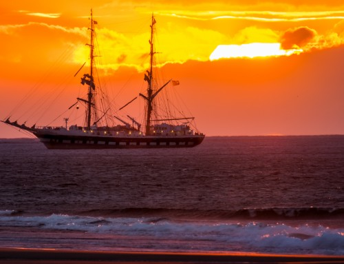 Stavros S Niarchos At Whitby – If At First You Don't Succeed