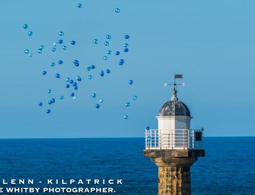 Balloons For Bradley Lawry