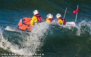 Whitby Inshore Lifeboat