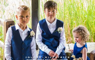 A Cross Butts Wedding At The Stables For Ronnie And Carol - Whitby Wedding Photography - Glenn Kilpatrick