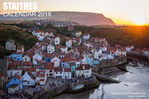 Staithes Photography Calendar 2018