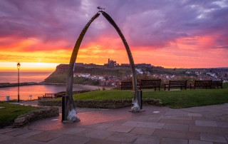 Whitby Sunrise - September 2017