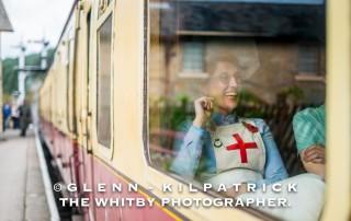 North Yorkshire Moors Railway - Railway In War Time