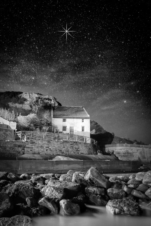 Runswick Bay Christmas Cards