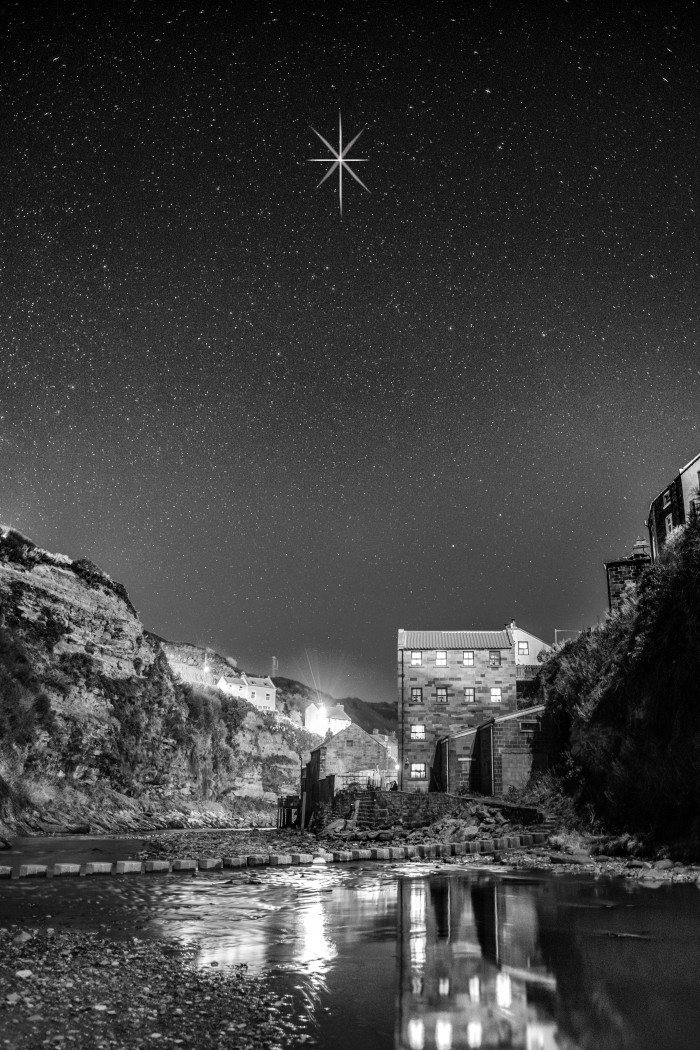 Staithes Christmas Cards