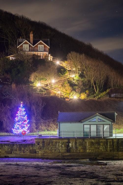Sandsend Village Christmas Cards