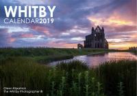 Whitby Photography Calendar 2019 - By Glenn Kilpatrick, The Whitby Photographer ®