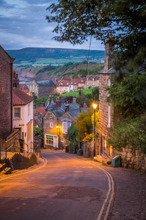 Robin Hoods Bay Phone Cases - Bay Bank