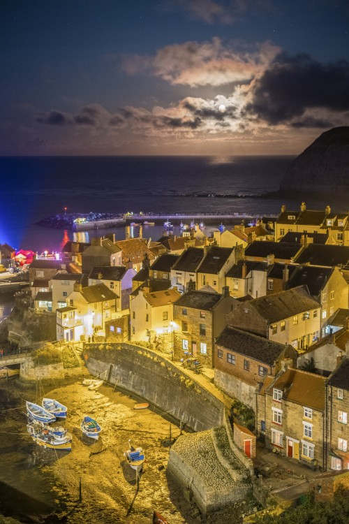Staithes Phone Case - North Yorkshire