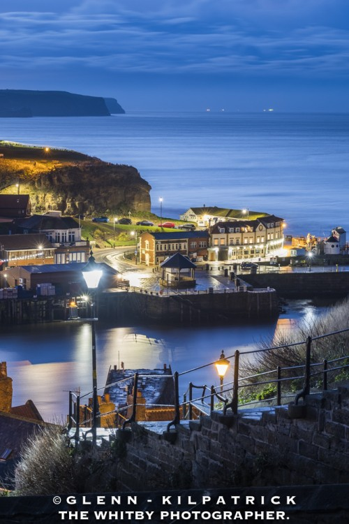 Whitby 199 Steps Canvas Offer