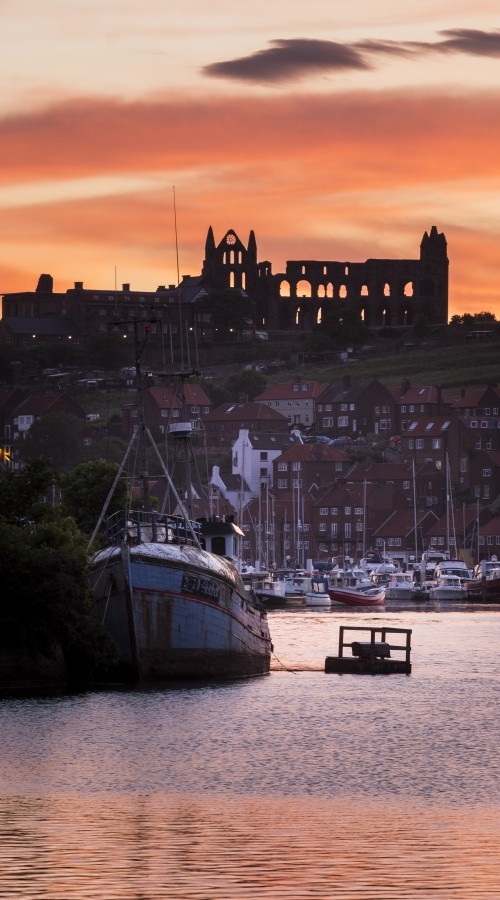 Limited Edition Whitby Harbour Phone Case