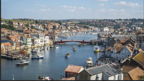 Timlapse Video Of Whitby