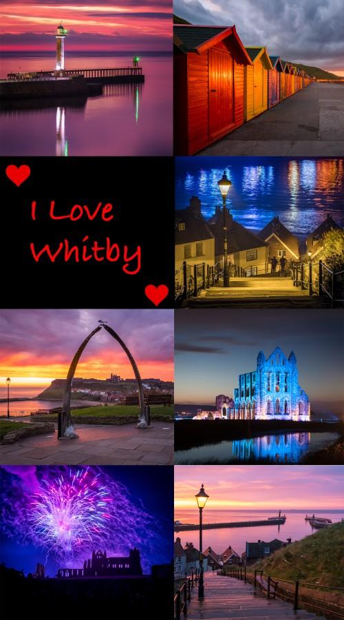 Love Whitby Phone Case