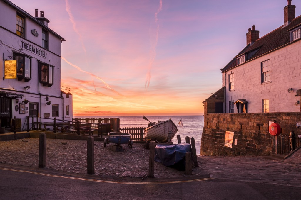 Robin Hoods Bay Placemats