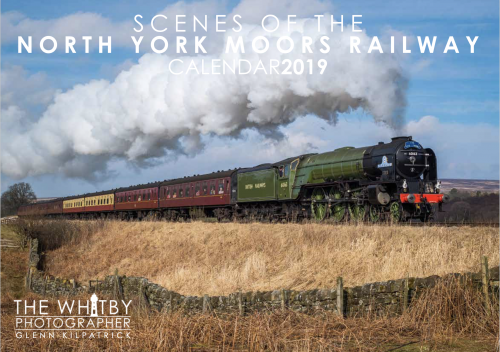 Scenes Of The North Yorkshire Moors Railway By Glenn Kilpatrick - 2019 Calendar