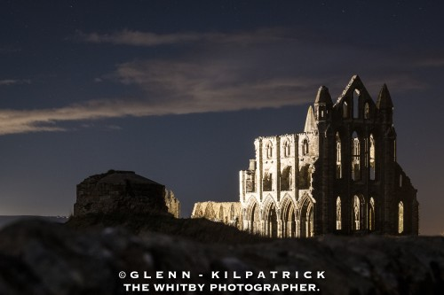Whitby Abbey Prints And Canvas