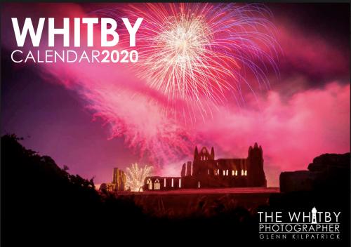 Whitby Calendar 2020 - Whitby Photography By Glenn Kilpatrick