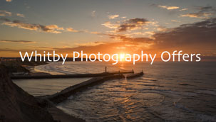Whitby Photography Offers