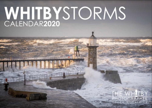 Whitby Storms 2020 Calendar By Glenn Kilpatrick
