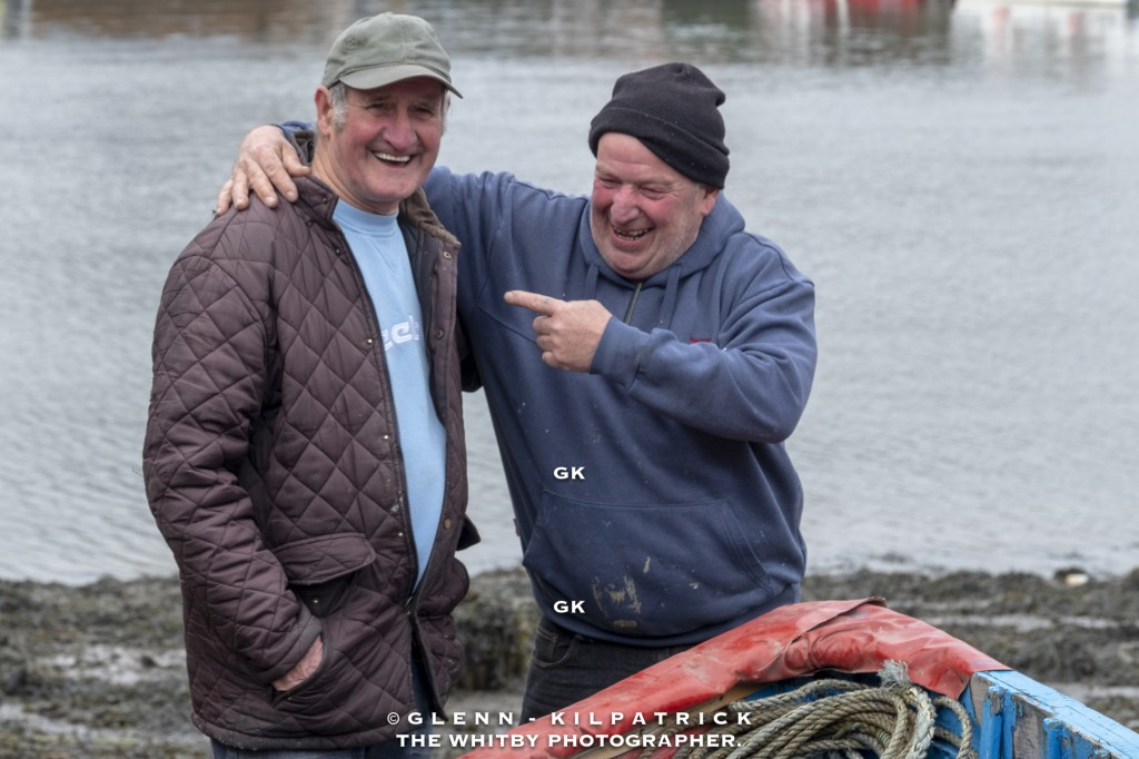 Salmon Fishing At Whitby