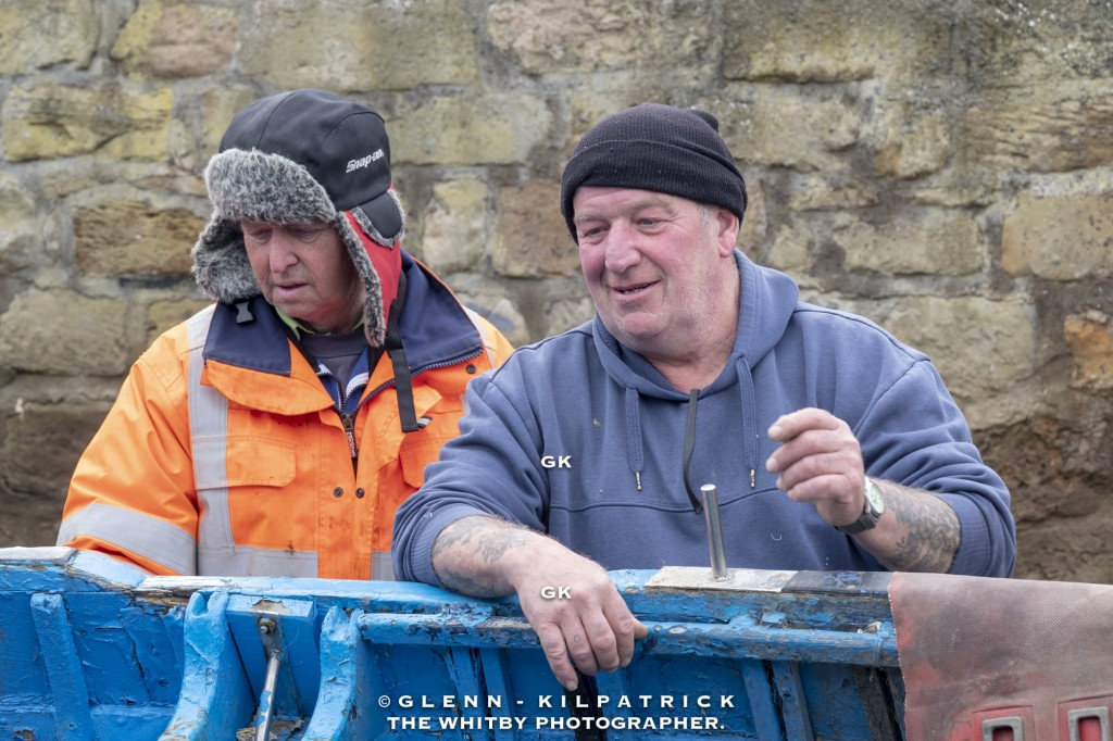 Whitby Salmon Fishing - The Breckon's And Peart's have a long history of Salmon Fishing here at Whitby.