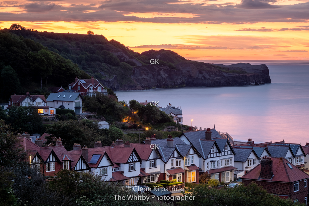 Sandsend Sunset - Such A Beautiful Place To Be In Summer