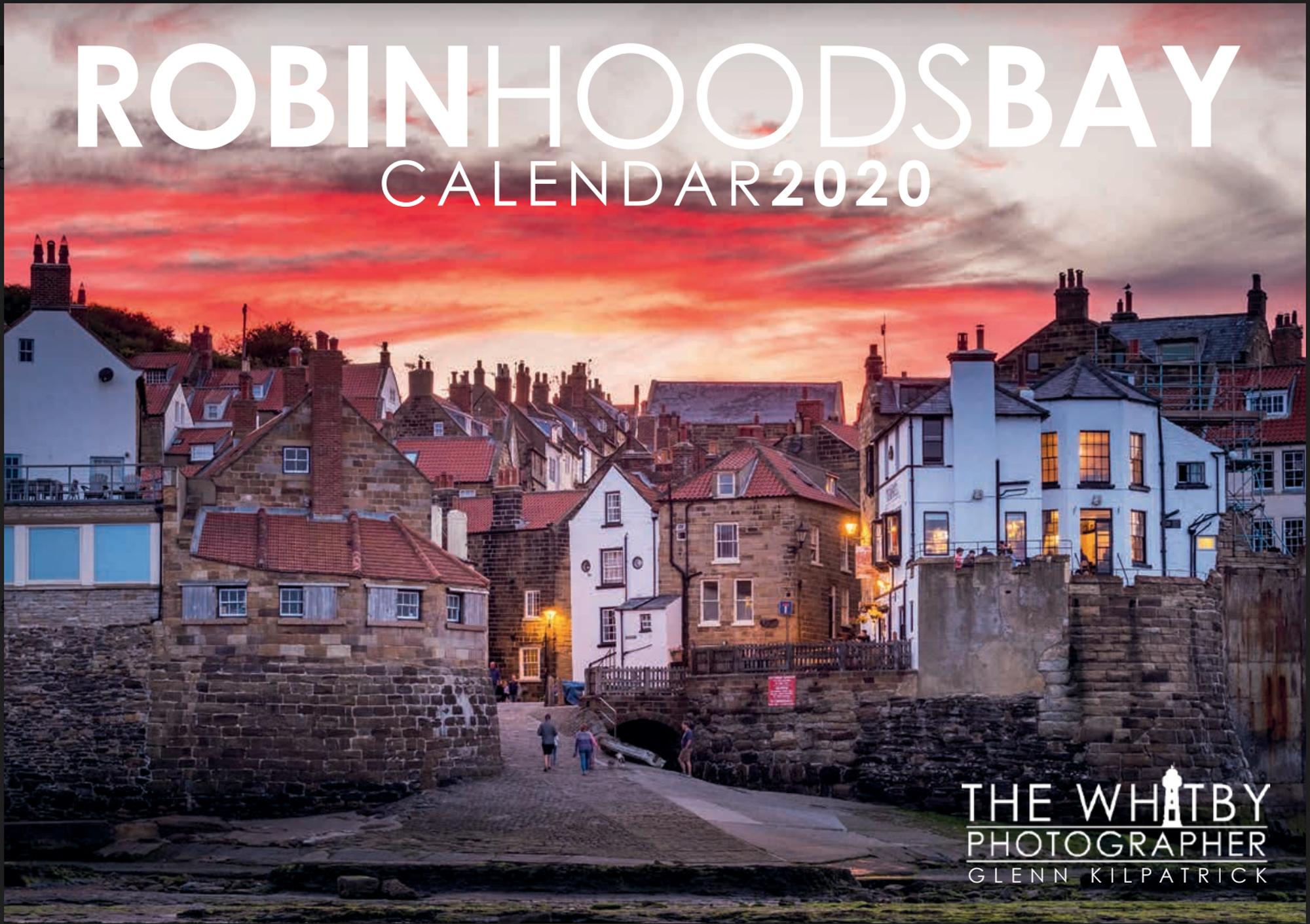 Robin Hoods Bay Calendar 2020