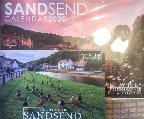 Sandsend Village Photo Book And Calendar
